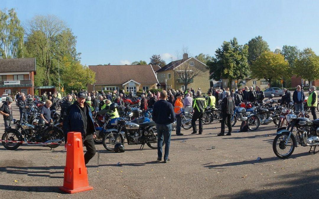 Bilder från årets Rally